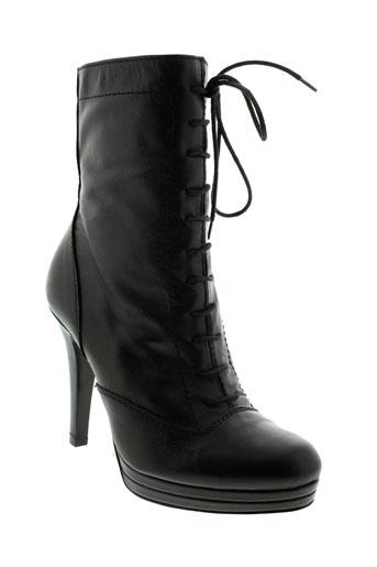 matilda bottines femme de couleur noir
