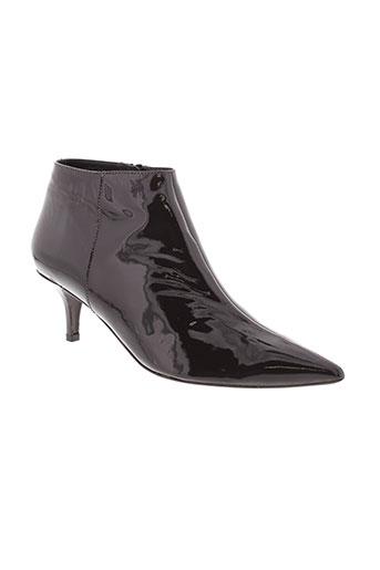 ippon et styl boots femme de couleur gris