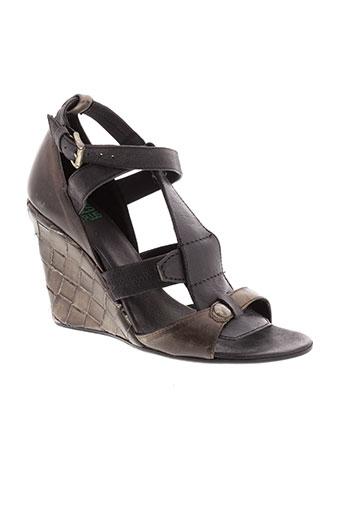quelques shoes de plus chaussures femme de couleur marron