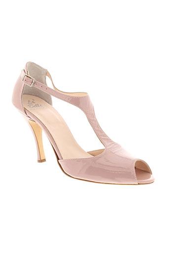la belle shoes chaussures femme de couleur rose