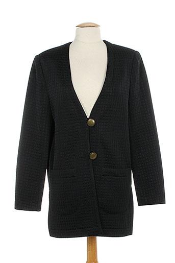 lenvol vestes femme de couleur noir