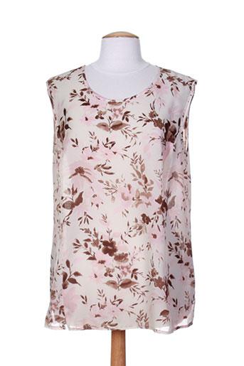 rio chemises femme de couleur rose