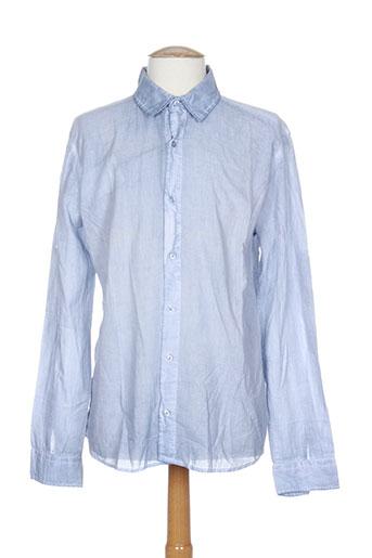 benson EFFI_CHAR_1 cherry chemises homme de couleur bleu