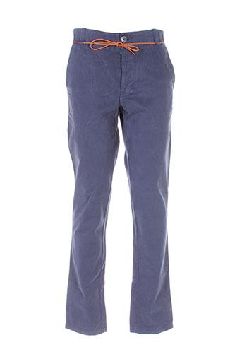homecore pantalons homme de couleur gris