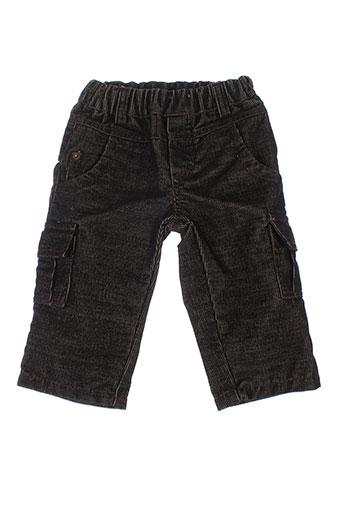 tapioca pantalons et decontractes garcon de couleur noir