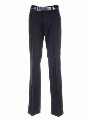 Pantalon chic noir GS CLUB pour homme