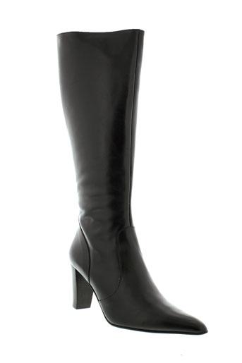 perlato bottes femme de couleur noir