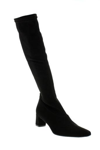 elizabeth et stuart bottes femme de couleur noir