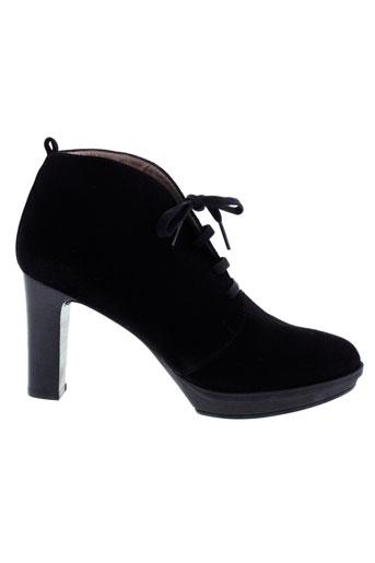 unisa boots femme de couleur noir