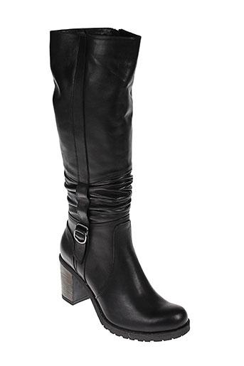 metamorf'ose chaussures femme de couleur noir
