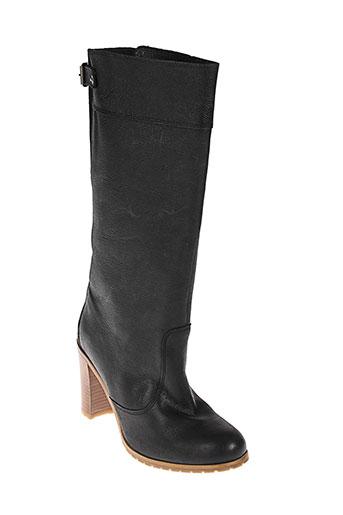 levis bottes femme de couleur noir