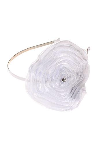 solena accessoires femme de couleur blanc