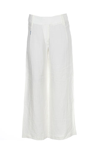 Pantalon casual beige BOHEMIA pour femme