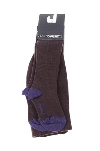 jean bourget accessoires fille de couleur violet