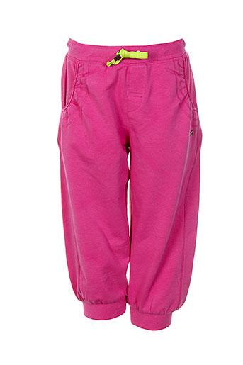 icepeak pantacourts et decontractes fille de couleur rose
