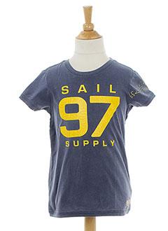 Produit-T-shirts / Tops-Garçon-GAASTRA