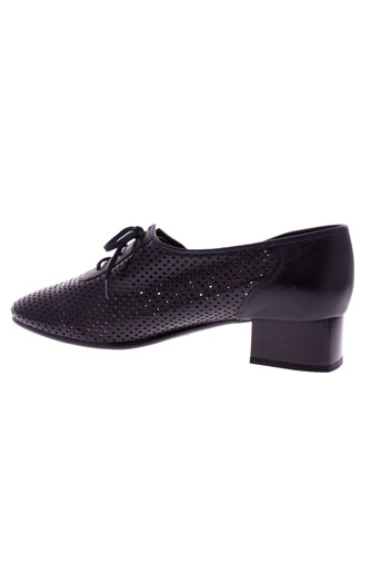 JMG HOUCKE Chaussures Derbies de couleur bleu en soldes pas cher 923775 bleu00 Modz