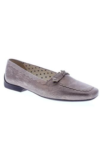 marco chaussures femme de couleur marron