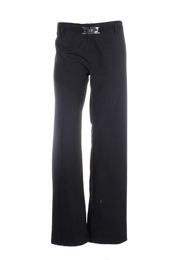 lo! les filles pantalons femme de couleur noir