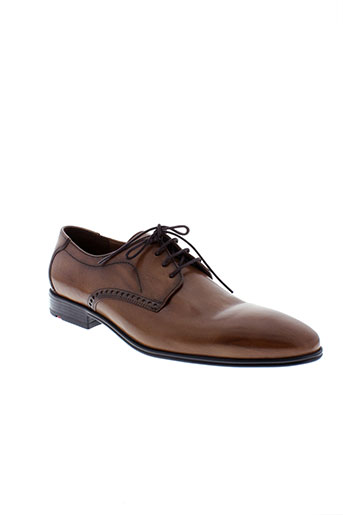 lloyd derby homme de couleur marron