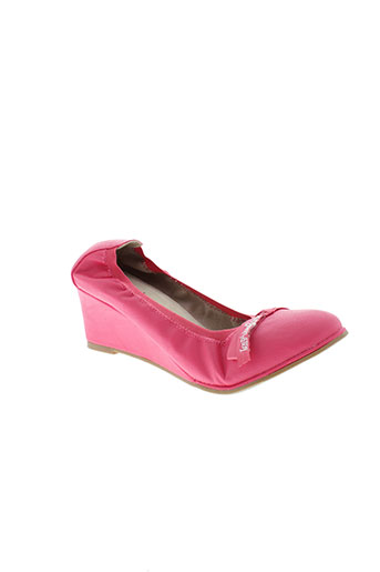 les et p et tites et bombes escarpins femme de couleur rose