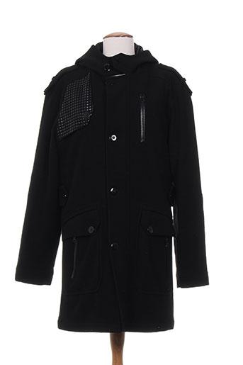 bill tornade manteaux femme de couleur noir
