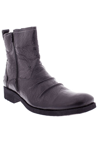 moshion boots homme de couleur gris