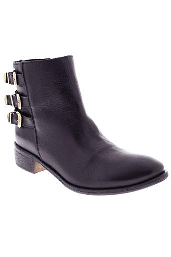 venezia chaussures femme de couleur noir