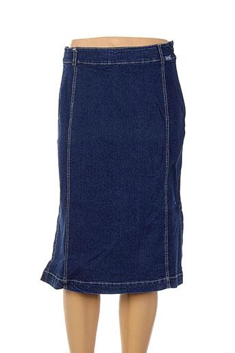 blue willi's jupes femme de couleur bleu