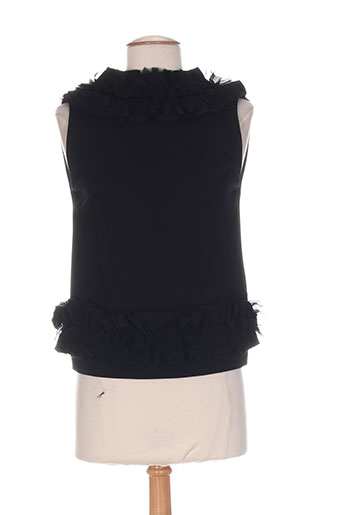dsquared chemises femme de couleur noir