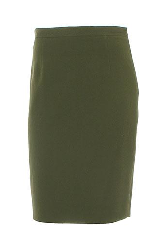 dsquared jupes femme de couleur vert