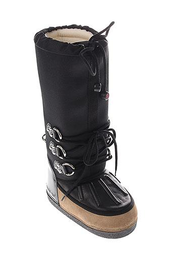 dsquared bottes femme de couleur noir