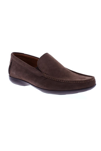 clarks mocassins homme de couleur marron