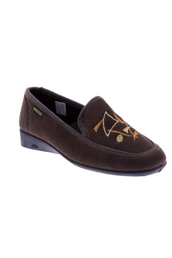 semelflex chaussures femme de couleur vert