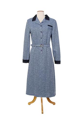 20 et 20 robes et pulls femme de couleur bleu (photo)