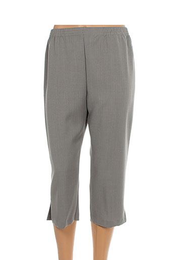 griffon pantacourts femme de couleur gris