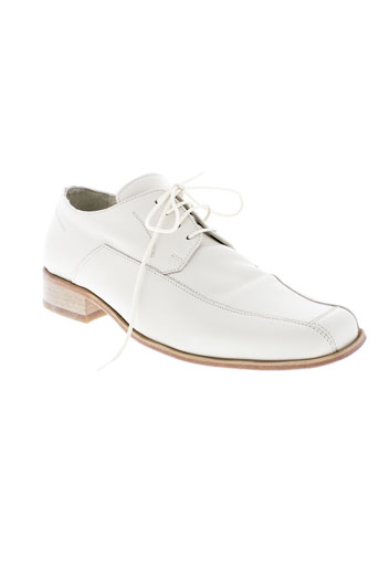 km chaussures homme de couleur gris