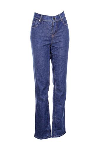paul smith jeans fille de couleur bleu