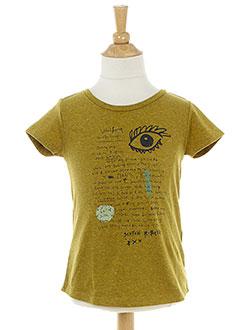Produit-T-shirts-Fille-SCOTCH & SODA