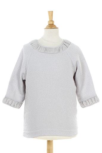 stella mccartney tuniques fille de couleur gris