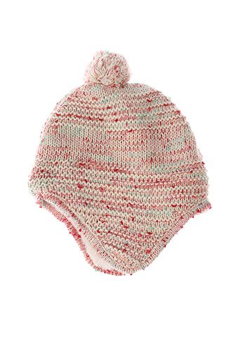 Bonnet rose ABSORBA pour fille