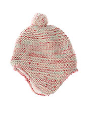 Bonnet rose ABSORBA pour fille seconde vue