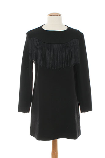 cubic robes femme de couleur noir