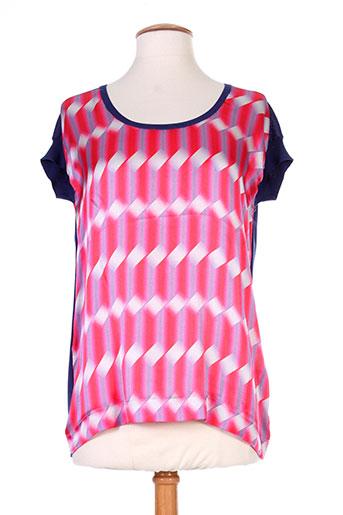 roberto collina chemises femme de couleur rose