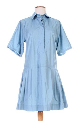 see by chloé robes femme de couleur bleu