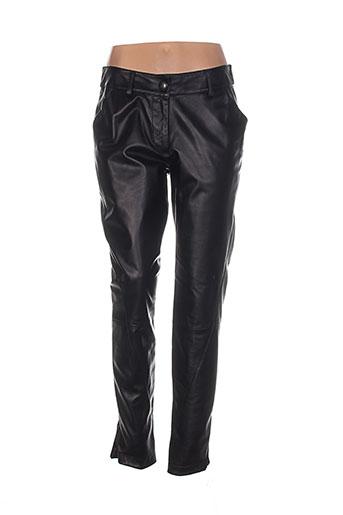 vivienne westwood pantalons femme de couleur noir