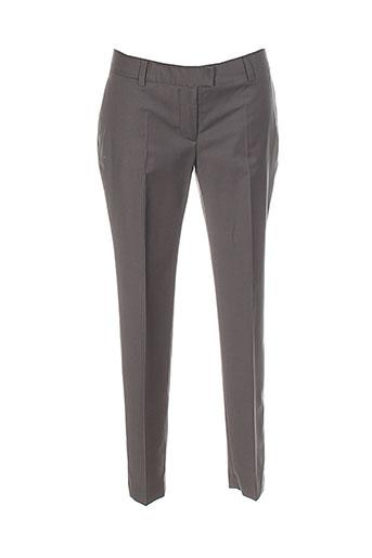 philosophy pantalons et citadins femme de couleur gris