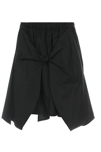 bodebo jupes fille de couleur noir