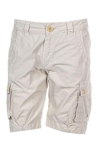 morley shorts / bermudas garçon de couleur beige