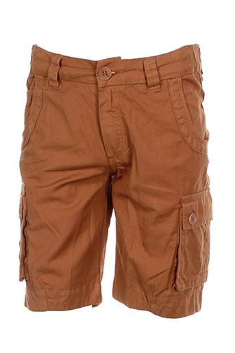 morley shorts / bermudas garçon de couleur marron